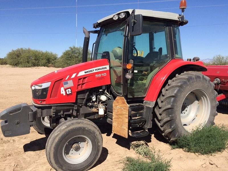 2013 Massey Ferguson 5610 Tractor For Sale