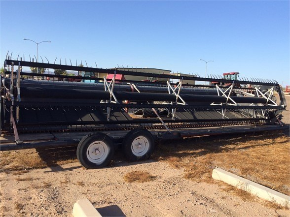 2008 Challenger DHW25 Header/Platform For Sale
