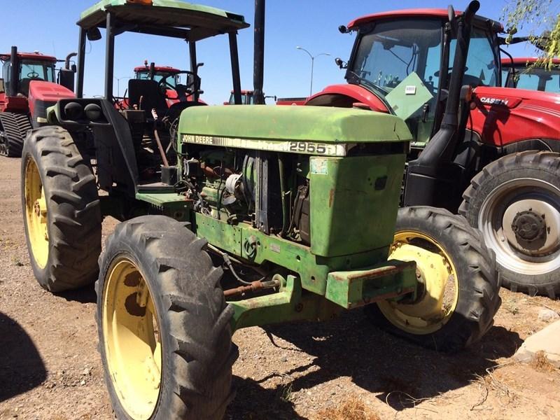 1990 John Deere 2955 Tractor For Sale