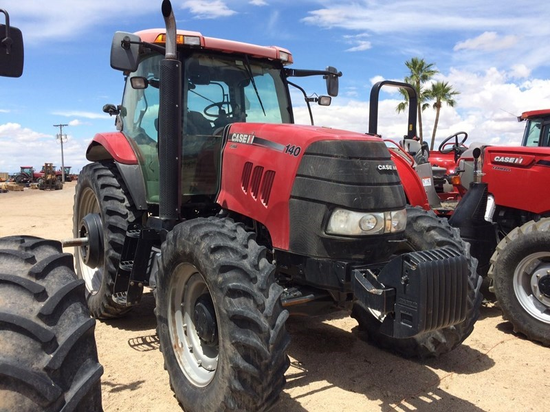 2011 Case IH PUMA 140 Tractor For Sale