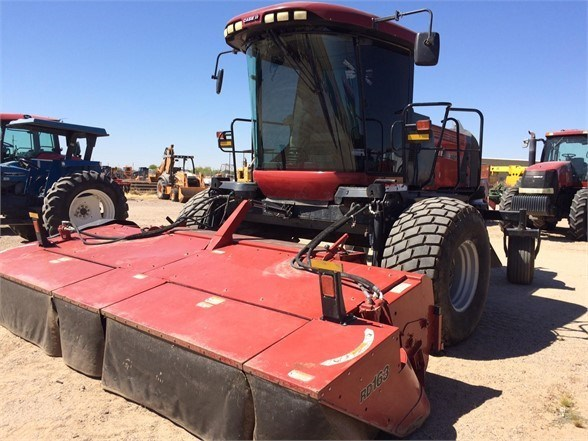 2011 Case IH WD1903 Mower Conditioner For Sale