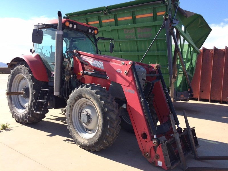 2012 McCormick MTX120 Tractor For Sale