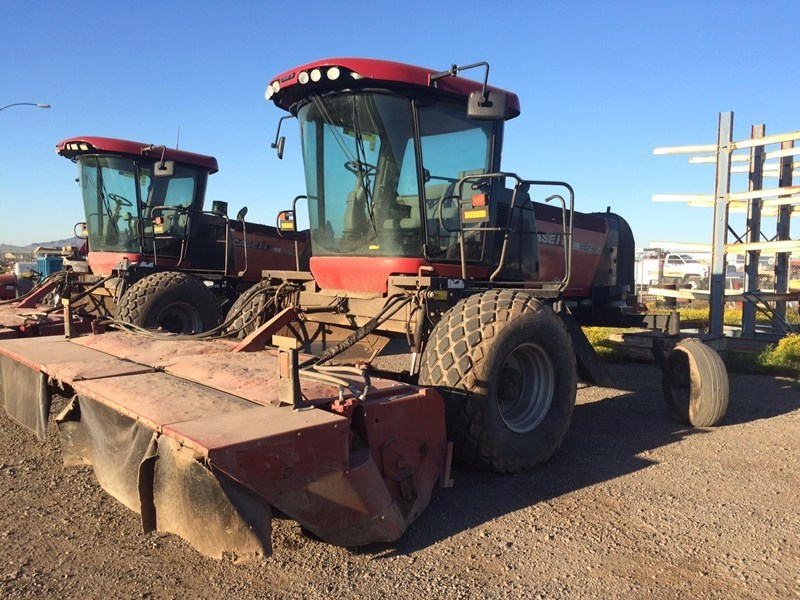 2013 Case IH WD1903 Mower Conditioner For Sale