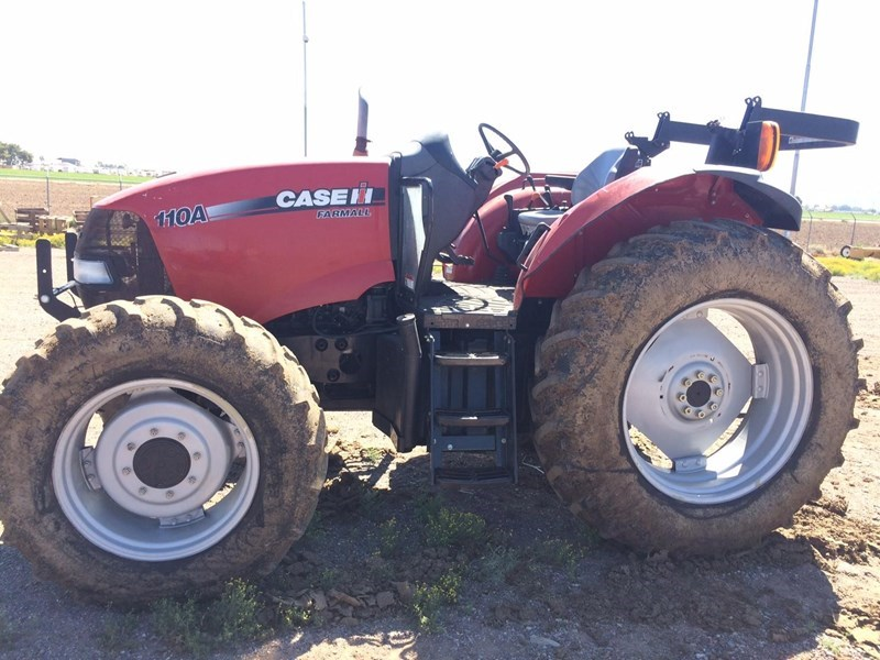 2014 Case IH FARMALL 110A Tractor For Sale