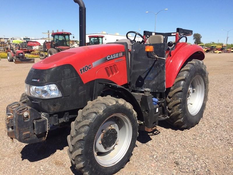 2016 Case IH FARMALL 110C Tractor For Sale