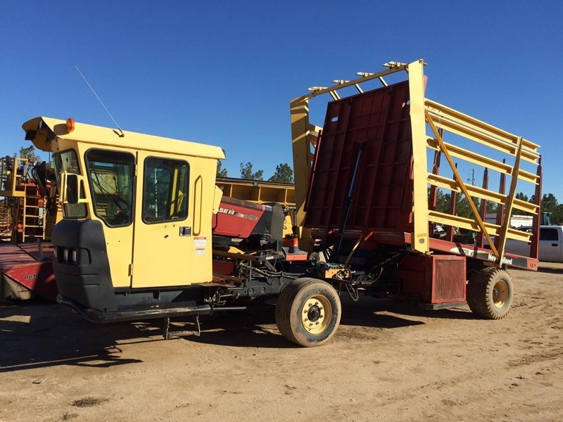 2007 New Holland BW28 Bale Accumulator For Sale