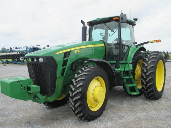 2008 John Deere 8230 Tractor For Sale