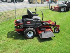 Zero Turn Mower For Sale:   Toro ZX5400 74822 , 23 HP