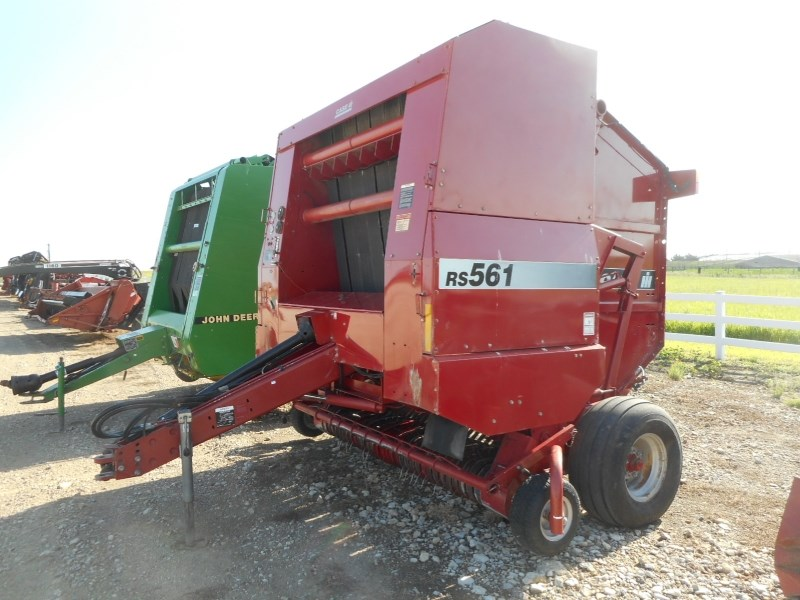 1999 Case IH RS561 Baler-Round For Sale