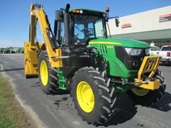 Tractor For Sale 2016 John Deere 6130M , 130 HP