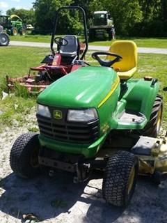 Riding Mower For Sale:  2004 John Deere X495 , 24 HP