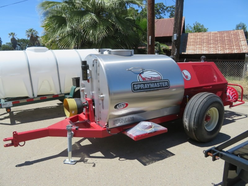 Windmill 1075-SS-OR Sprayer Orchard For Sale