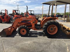 Tractor For Sale:  Kubota L3750