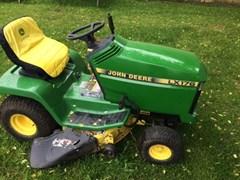 Riding Mower For Sale:  1991 John Deere LX176 , 15 HP
