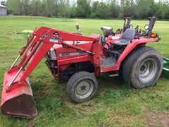 Tractor For Sale 1994 Massey Ferguson 1240 , 25 HP