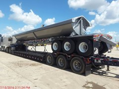 Trailer - Equipment For Sale:  2017 Trail King TK60SSD-433
