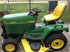 Riding Mower For Sale:  2000 John Deere 445 , 22 HP