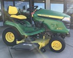 Riding Mower For Sale: 2017 John Deere X390, 25 HP