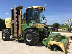 Windrower-Self Propelled For Sale 2008 Krone Big M 400 CV , 400 HP