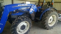 Tractor For Sale 2016 New Holland WORKMASTER 70 , 70 HP