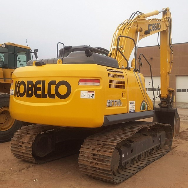 2017 Kobelco SK170LC-10 Excavator For Sale