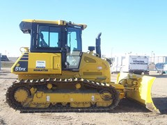 Crawler Tractor For Sale:  2017 Komatsu D51PX-24