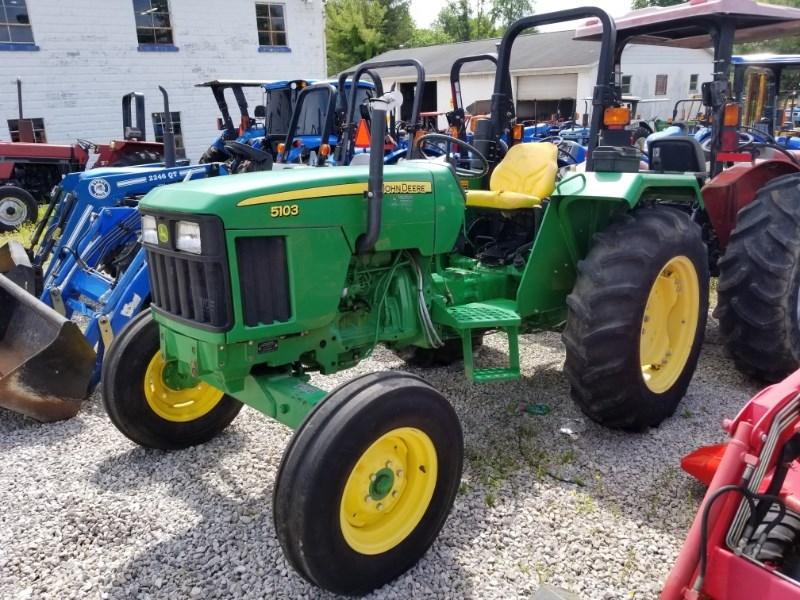 2008 John Deere 5103 Tractor For Sale