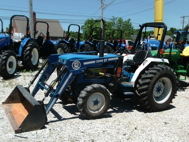 1997 New Holland 1920 Tractor For Sale