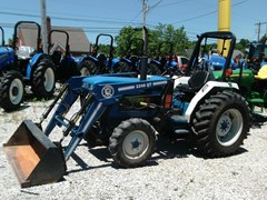 Tractor For Sale 1997 New Holland 1920 , 29 HP