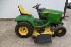 Riding Mower For Sale 2002 John Deere X475 , 23 HP