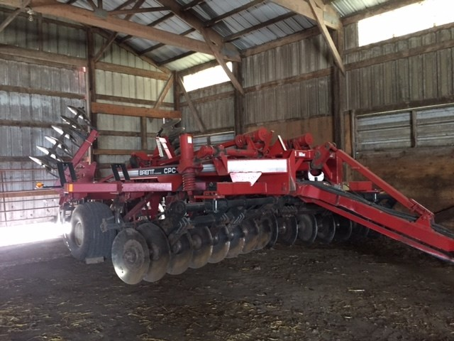 1999 Brent CPC Disk Ripper For Sale