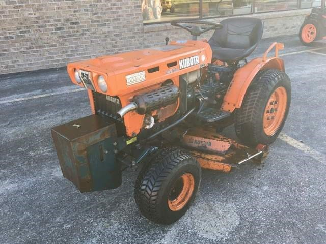 1978 Kubota B5100E Tractor For Sale