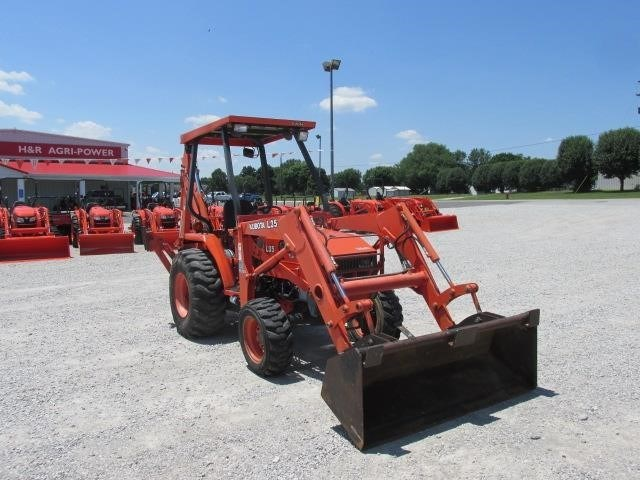 Kubota L35 Loader Backhoe For Sale