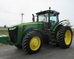Tractor For Sale: 2015 John Deere 8245R, 245 HP