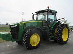 Tractor For Sale:  2015 John Deere 8245R , 245 HP