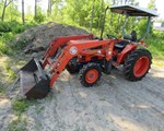 Tractor For Sale: 1995 Kioti LK3054, 30 HP