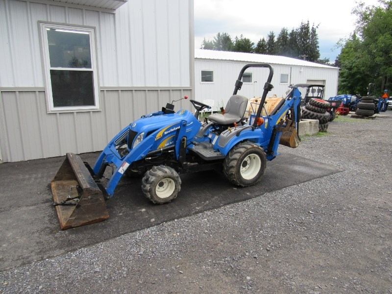 2008 New Holland T1110 Tractor For Sale