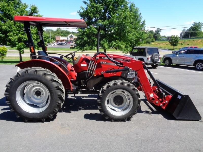 2015 Case IH Farmall 70A Tractor For Sale