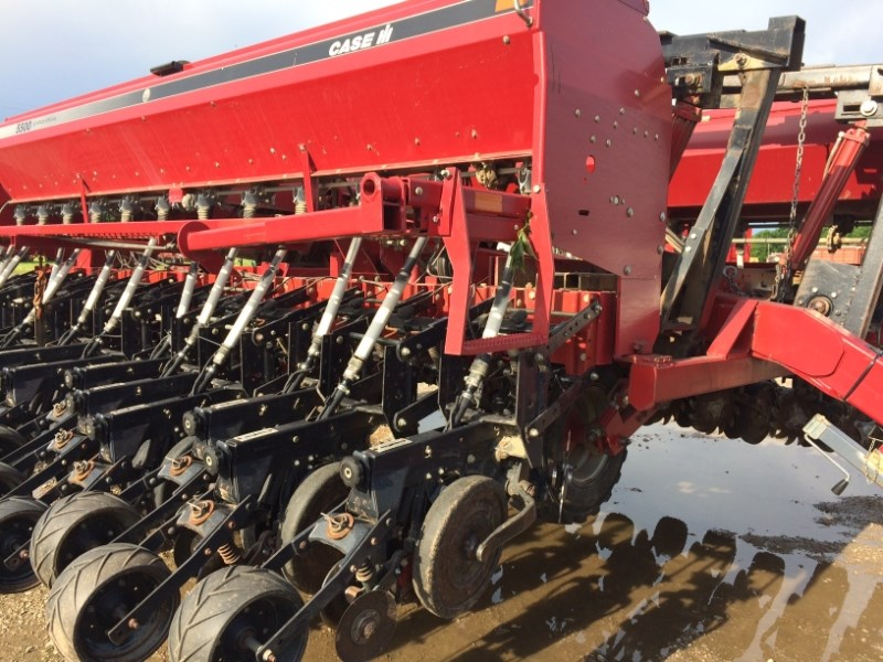 2002 Case 5500 Soybean Special Planter For Sale
