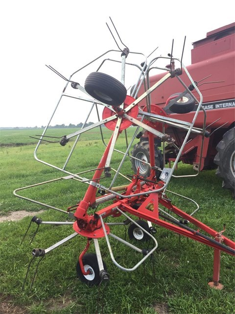 Enorossi G4LPE Tedder For Sale