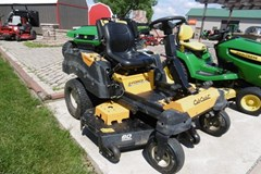 Riding Mower For Sale 2014 Cub Cadet Z FORCE 60 , 24 HP