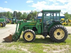 Tractor For Sale 1999 John Deere 5410 , 60 HP