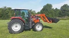Tractor For Sale:  2016 Massey Ferguson 4610M