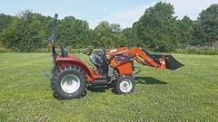 Tractor For Sale:  2016 Massey Ferguson 2706E , 57 HP