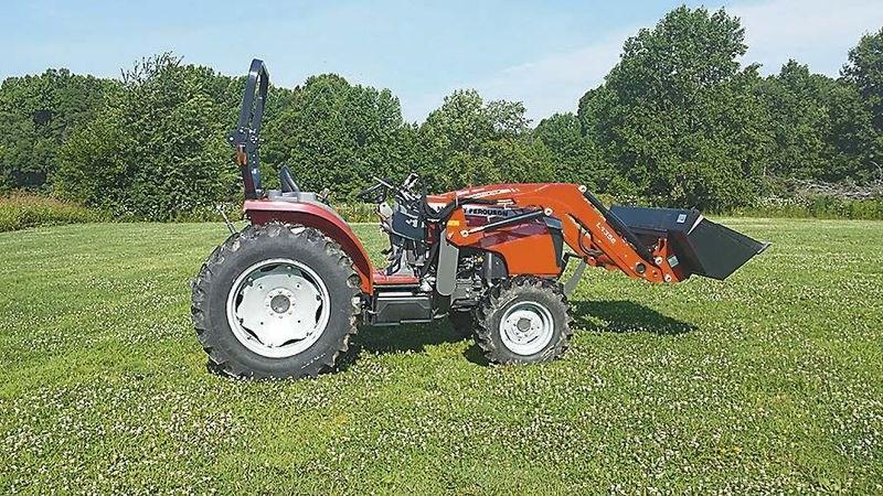 Massey Ferguson 1739E Tractor For Sale