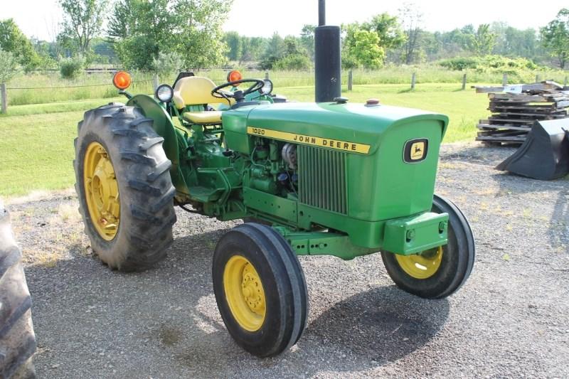 1972 John Deere 1020 Tractor For Sale