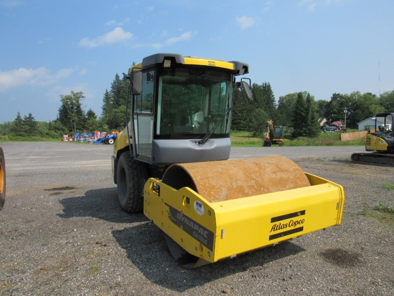 Atlas Copco CA1500D Rollers/Compactors For Sale