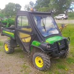 Utility Vehicle For Sale 2012 John Deere XUV 825I GREEN