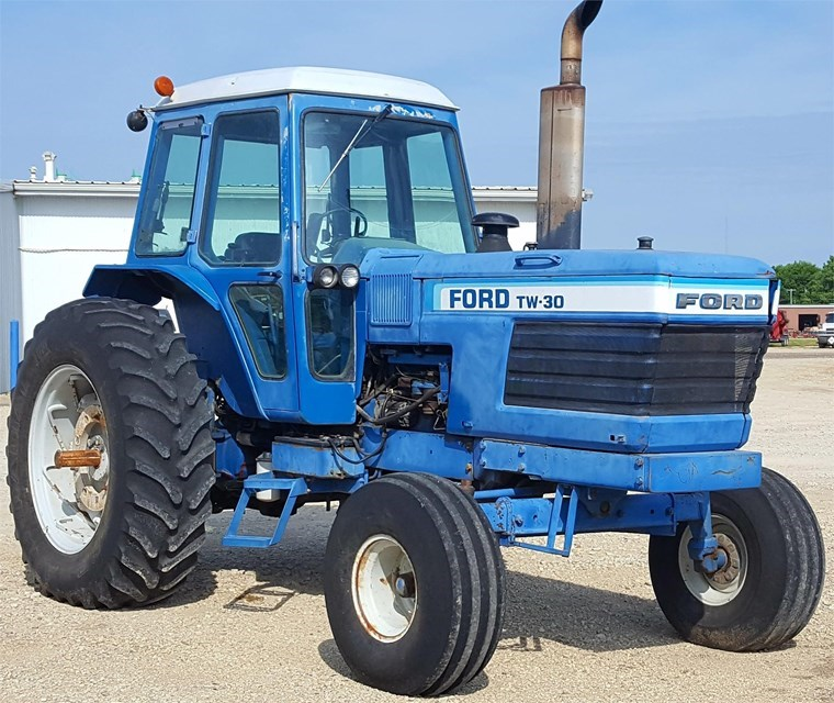 1979 Ford TW30 Tractor For Sale