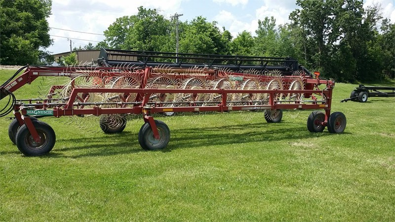 2009 Sitrex MK16 Tedder For Sale